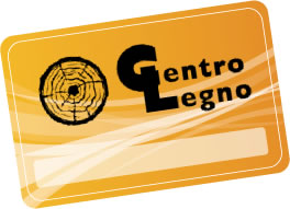 centrolegno card